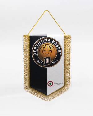 Gagliardetto, gadget, Derthona Basket Store