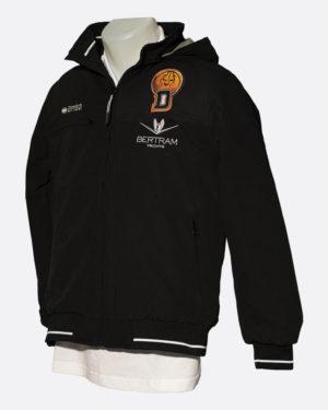 Bomber Fuji, abbigliamento, Derthona Basket Store